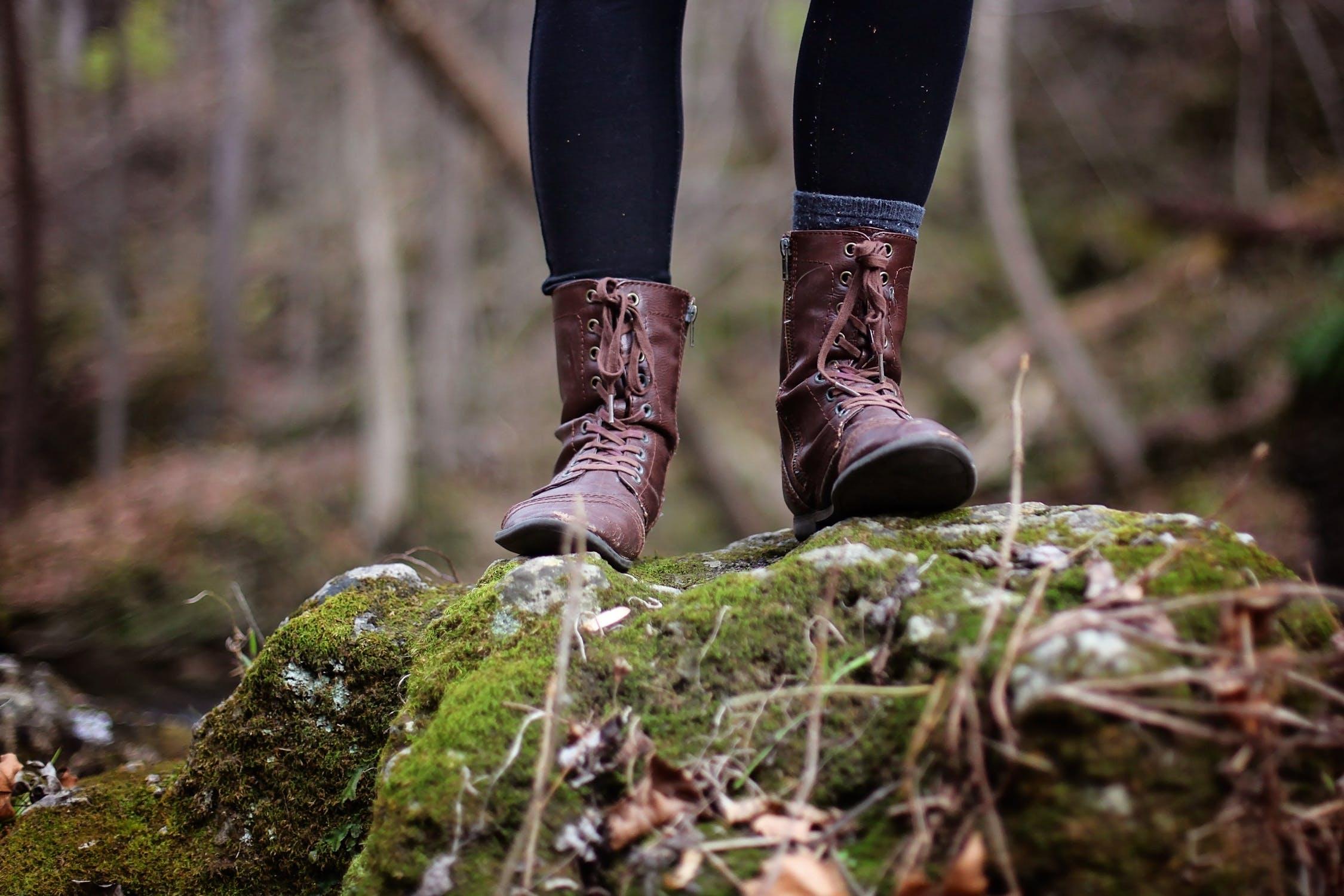 Kvinde støvler