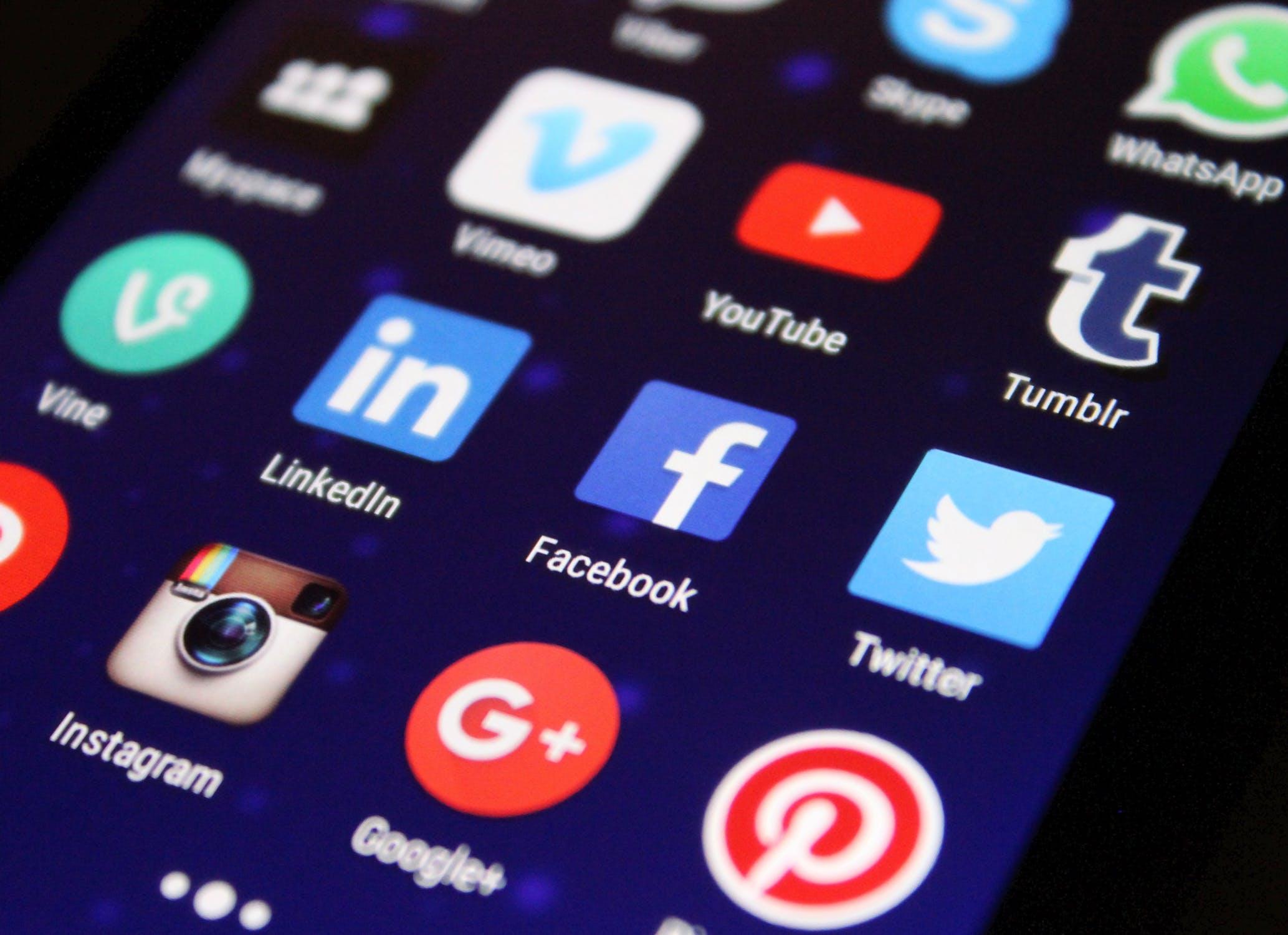 Sociale medier