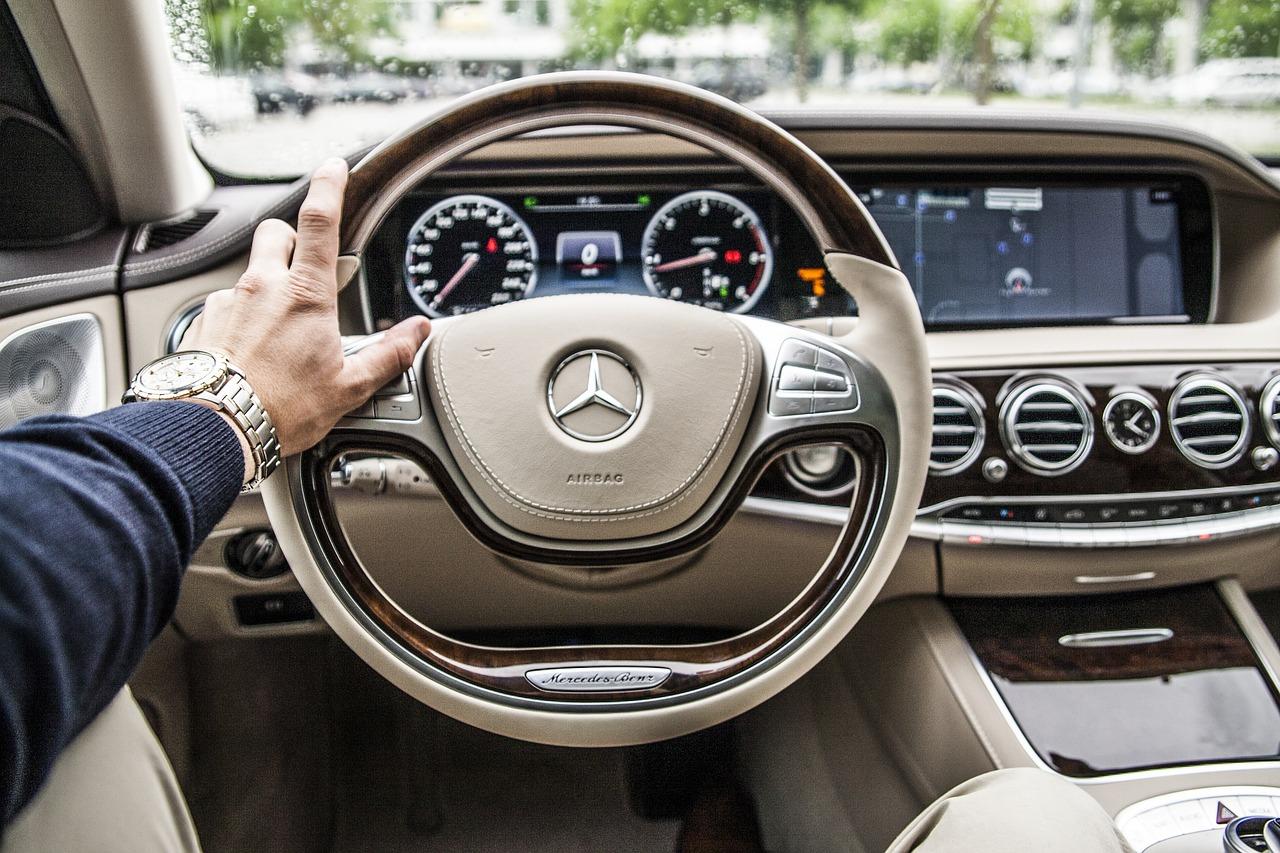 Ny Mercedes